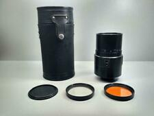 3m-5a 500 mm f8 Soviet Russian Mirror Tele Lens m42 Like mto-500 zm-5a USSR