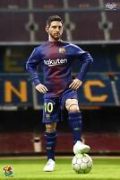 ZCWO FC Barcelona 1/6 Soccer Star Lionel Messi Display Action Figure Model