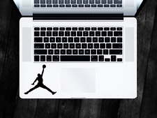 Air Jordan Sticker Jumping Man Decal Apple MacBook Mac iPad Laptop Car Window