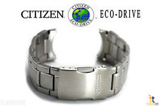 Citizen Eco-Drive AT8010-58B Original 23mm Stainless Steel Watch Band AT8060-50E