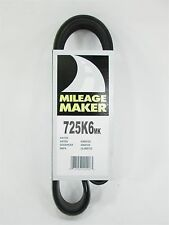 NEW Mileage Maker 725K6MK Serpentine Belt K060725 4060527 25-060725