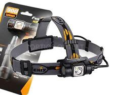 New Fenix HP12 900 Lumen Compat LED Headlamp - 1x18650 or 2xCR123A [HP30 HL55 ]