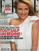 Elle French March 2008 Cameron Diaz Chelsea Clinton  053019DBE