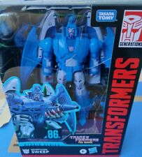 Transformers Studio Series Voyager Decepticon Sweep Scourge G1 86 1986 Movie New