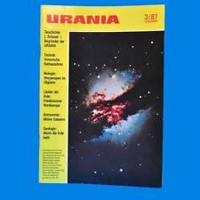 URANIA 3-1987 DDR Pirna Jena Arnstadt scacchi Jerichow Julius schaxel Sandor Rado