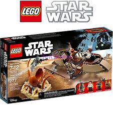 Lego Star Wars 75174 Desert Skiff Escape MISB