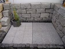 Granit Mauersteine 20x20x40 cm, Natursteinmauer, 1 Stück