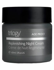 NEW Trilogy Replenishing Night Cream