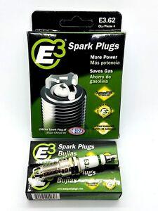 E3.62 E3 Premium Automotive Spark Plugs - 6 SPARK PLUGS