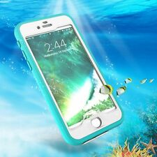 Dustproof Case Waterproof Shockproof Cover For iPhone 7 7 Plus for Samsung S7