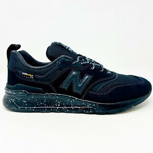 New Balance 997 Cordura Triple Black Mens Outdoor Nylon Sneakers CM997HCY