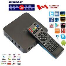 MXQ Quad Core Android Smart TV BOX S805 Media Player 1080P KODI