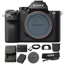 Sony A7RII / A7R II / A7R2 Full-Frame Mirrorless Camera