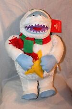 NEW CHRISTMAS RUDOLPH THE RED NOSED REINDEER ABOMINABLE SNOW MONSTER GREETER 22""