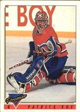1993-94 Topps Premier Hockey (Cards 1-220) (Pick Your Players)