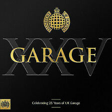 Various - Garage XXV: Ministry of Sound (2017)  4CD Box Set  NEW  SPEEDYPOST