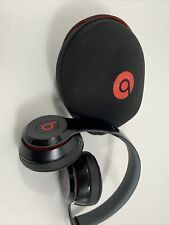 Authentic Beats Solo 2 Model B0518 Black W/ Case