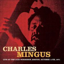 CHARLES MINGUS - Live At The Jazz Workshop Boston. New CD + sealed ** NEW **