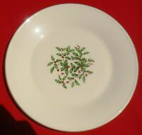 "Lenox China Holiday (Dimension / Presidential) 10.5"" DINNER PLATE MINT!!!"