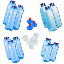 3 x Kavodrink Trinkflasche Tritan BPA frei Wasserflasche Sportflasche Deckel