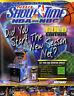NBA Showtime NBA On NBC Gold Edition Arcade Game FLYER Midway Basketball Artwork