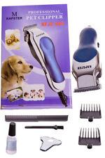 Hunde Schermaschine Rasierer Tierhaarschneider Haustier trimmer Katze