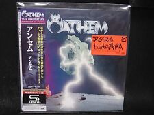 ANTHEM ST JAPAN SHM MINI LP CD Loudness Animetal 5X Dead Claw Solitude