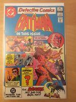 DETECTIVE COMICS 515, HIGH GRADE - SEE PICS, 1ST PRINT, BATMAN