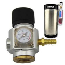 Corny Regulator CO2 Charger Keg For European Sodastream Soda TR 21* 4 Useful