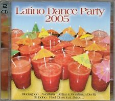 2 CD COMPIL 39 TITRES--LATINO DANCE PARTY 2005--BLUELAGON/AVENTURA/BELLINI/BOBO