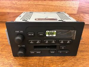 NEW AM/FM RADIO 2003-2006 Chevy Silverado GMC Sierra 2500 Programmed to VIN#