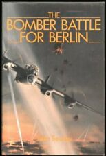 Bomber Battle for Berlin by Searby, John Hardback Book The Cheap Fast Free Post