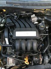 Vw Audi Seat Skoda 1.6 Petrol BSE Engine Complete 79k Full Uk Irl Europe Post