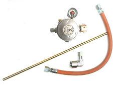Herdanschluss Set Flüssiggas nach DIN DVGW Komplettset Propangas in Innenräumen