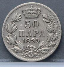 Yougoslavie - Joegoslavie - 50 para 1925 (Brussel) KM# 4
