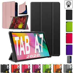 """For Samsung Galaxy Tab A7 10.4"""" T500/T505 2020 Smart Leather Magnetic Case Cover"""