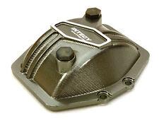 C26927GUN Integy IX Billet Alloy Diff Cover for Axial 1/10 Wraith Rock Racer