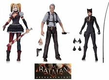 Batman Arkham Knight 6in. Action Figures - Assorted Characters       [BRAND NEW]