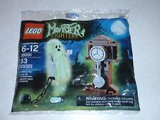 Lego Monster Fighters Ghost 30201 Factory Sealed Package