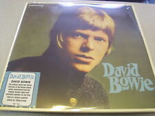 DAVID BOWIE - s/t (MONO & STEREO) - 2LP 180g Vinyl / Neu&OVP / Gatefold / DERAM