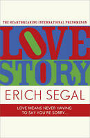 Love Story, Segal, Erich, New