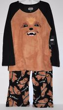 Star Wars fleece Pajamas Women's Plus Size 2X 18W-20W Chewbacca 2pc  NEW