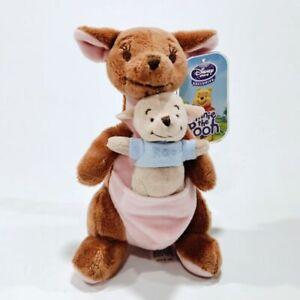Disney Kanga Mum And Roo Plush Toy Winnie The Pooh Kangaroo Stuffed Animal Gift