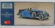 MINICRAFT 1506 - 1929 DUESENBERG MODEL J - 1:32 - Auto Modellbausatz - Kit - NEU