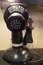Vintage 1970 Inflatable Air Antique Phone Pop Art MOD Cool decoration