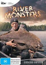 River Monsters : Season 7 : NEW DVD