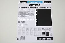 Optima ZWL Interleaves Black page