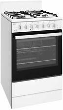 NEW Chef CFG504WBLP 54cm Freestanding LPG Gas Oven/Stove