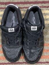 Nike Dunk Low 6.0 Snakeskin 314142-004 men Size 10.5 No Box & Suede Is Damaged
