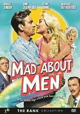 MAD ABOUT MEN  GLYNIS JOHNS  MARGARET RUTHERFORD  RANK  VCI  USA  DVD  NEW